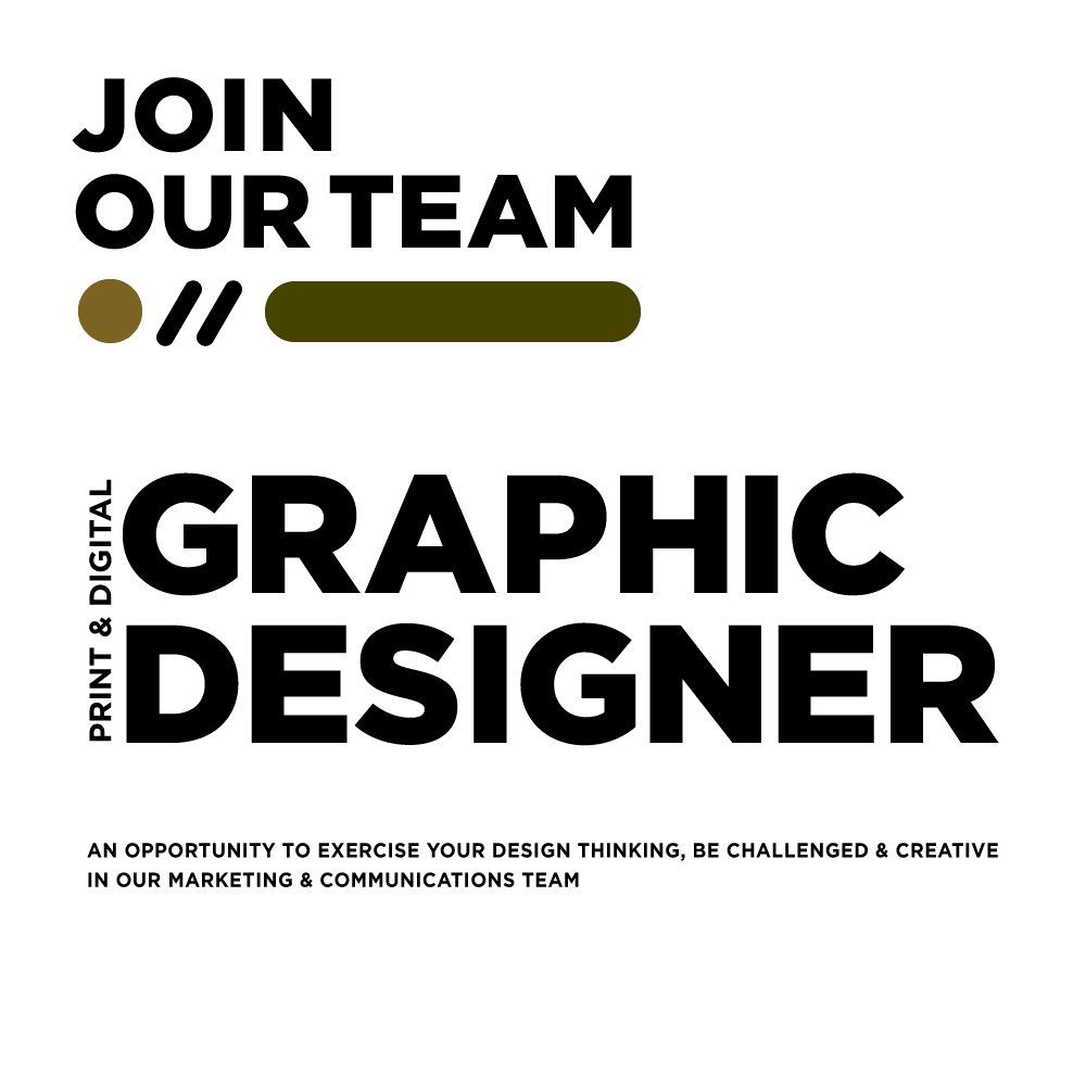 TCDC รับสมัคร Graphic Designer 1 ตำแหน่ง รายละเอียดตามนี้นะครับ https://t.co/mDHd67OE7r https://t.co/2smRCgCBdS