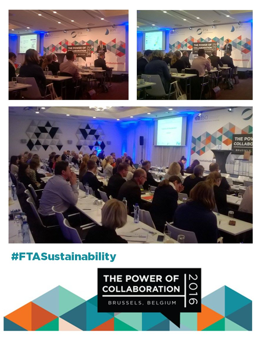 An exciting morning panel with both highlights & insights on #trade & #sustainability matters. #FTASustainability https://t.co/c1HJVncMmK