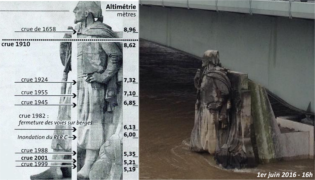 Keraunos On Twitter Le Zouave Du Pont De L Alma