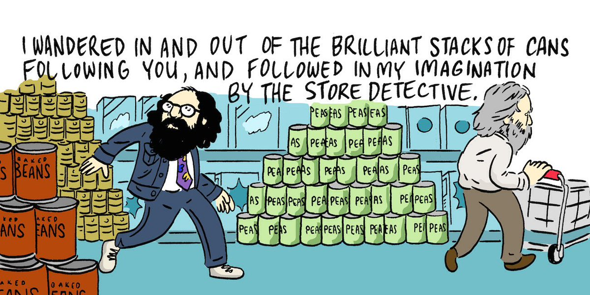 allen ginsberg a supermarket in california essay Presented much like a spontaneous journal or diary entry, allen ginsberg's a supermarket in california is a complex and multifaceted poem that stands as an indictment against american.