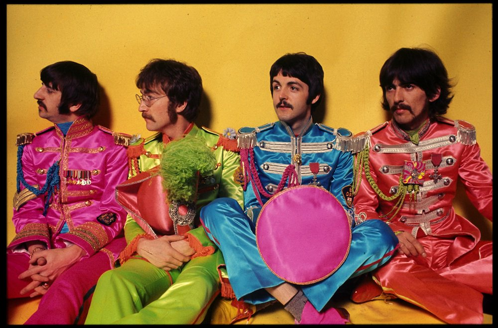 The Beatles On Twitter Otd 1967 Thursday Sgt Peppers Lonely