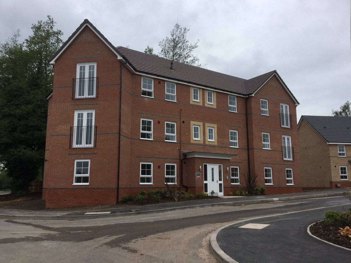 First Of SARHomes New Homes At Yarnfield Park South Are Completedpictwitter KC5jIJ1KCn