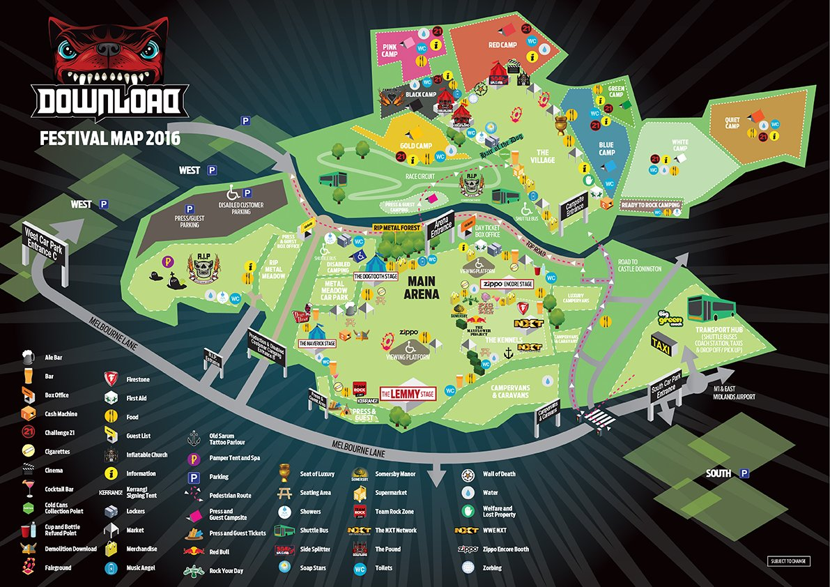 Download Festival on Twitter: