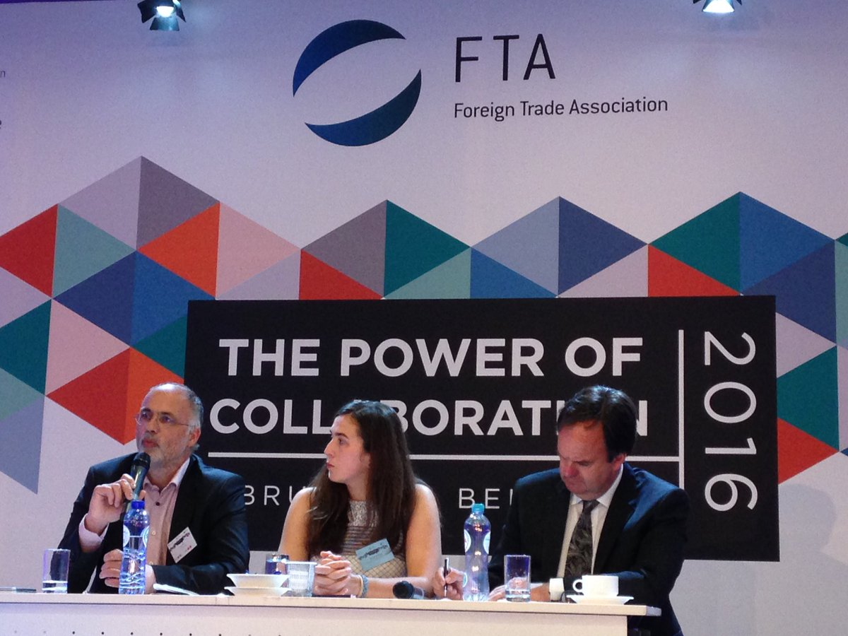 Leverage partnerships is the only way to access to the supply chain transparency #FTASustainability @fta_intl https://t.co/q1jToWz1jY