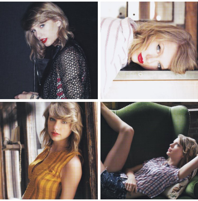 "Taylor Swift News on Twitter: ""Out-takes from the 1989 ..."