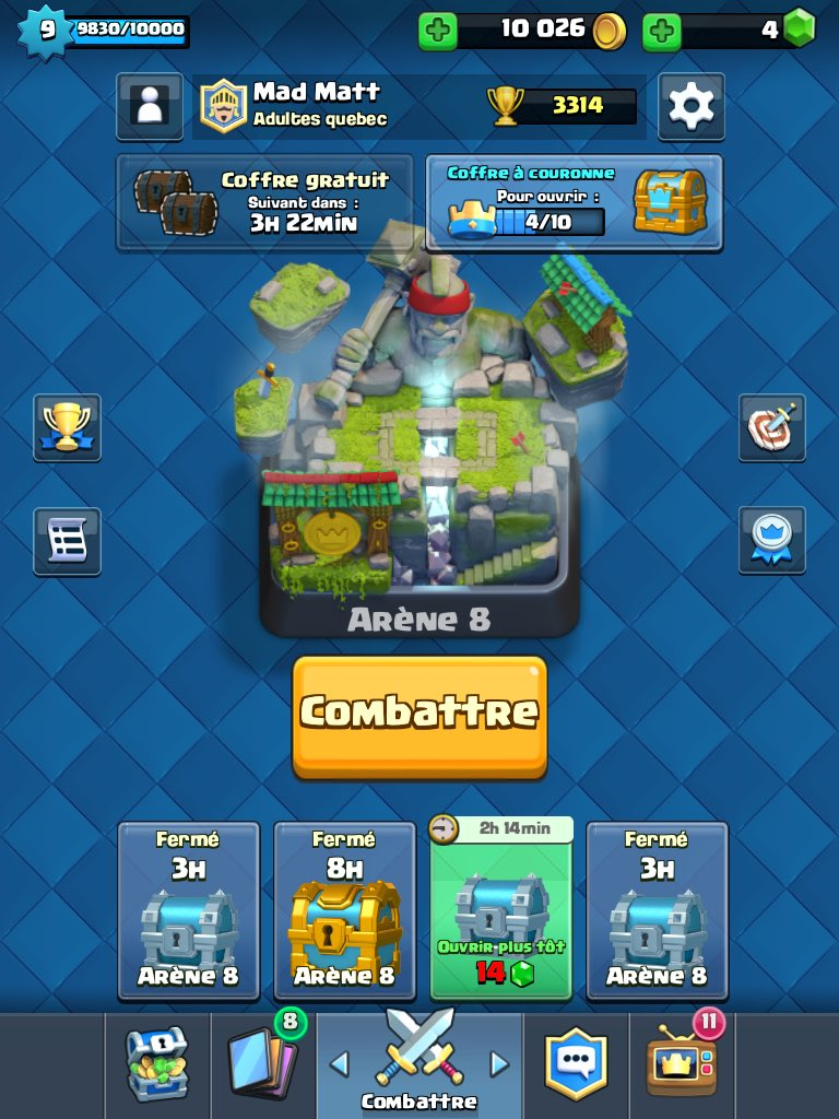 Clash Royale Hack (@royalehacktool) | Twitter