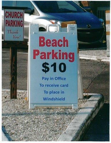 Pass-a-Grille neighborhood torn over beach parking at church
