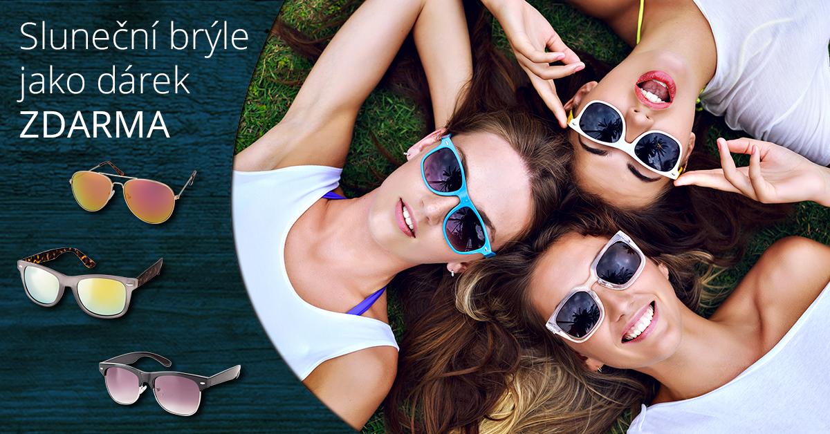 Vyberte si sluneční brýle jako dárek! Platí do rozdání zásob pro objednávky nad 900,- Kč. https://t.co/TUISFbV0fY https://t.co/gJ88usBUQp
