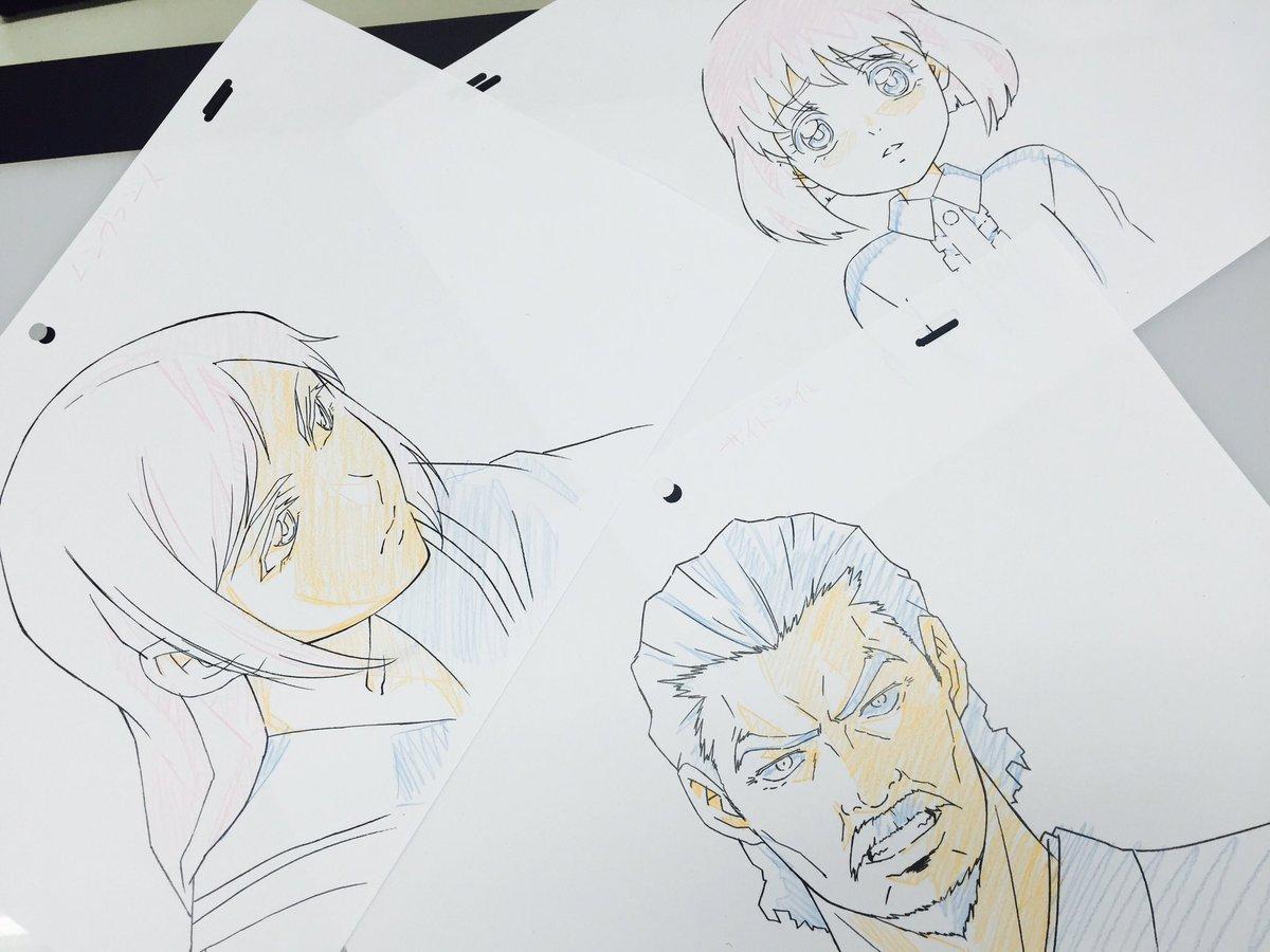 代々木アニメーション学院大阪校 On Twitter 今日のイラスト夜間コース