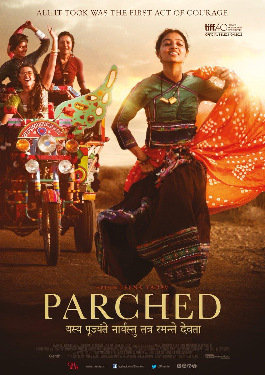 Download Parched 2016 Hindi 720p HDRip x264 AAC 5 1 ESub-Masti Torrent
