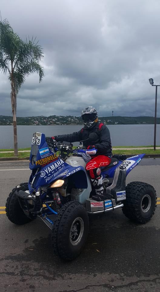 #Dakar2016 #TeamPatronelli #Campeones #UnoDos https://t.co/dAbCIxJCL4