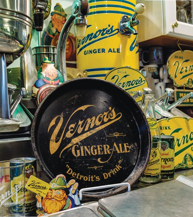Gnome, sweet gnome: Vernors turns a mellow 150 years old. https://t.co/GgBEf6G5VP via @leedevito https://t.co/KwssgWZpuN