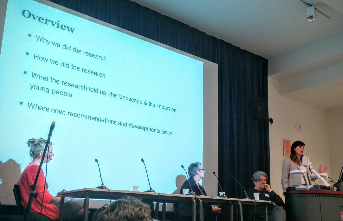 @ilonapin @childrensociety presenting Cut off from justice project #precariouscitizenship https://t.co/TGrRfj89vg