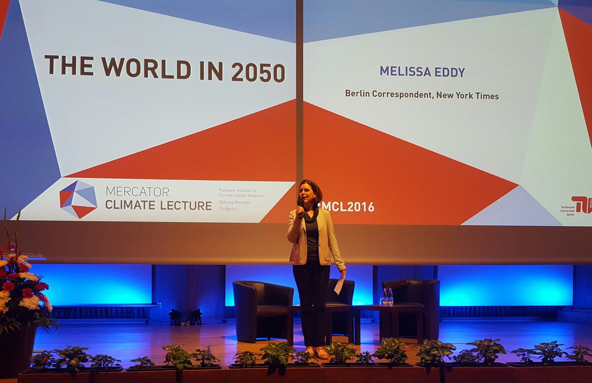 .@meddynyt welcomes everyone at the #MCL2016 - now let's hear about the world in 2050... #vision2050 https://t.co/9Z0xFc6KQf