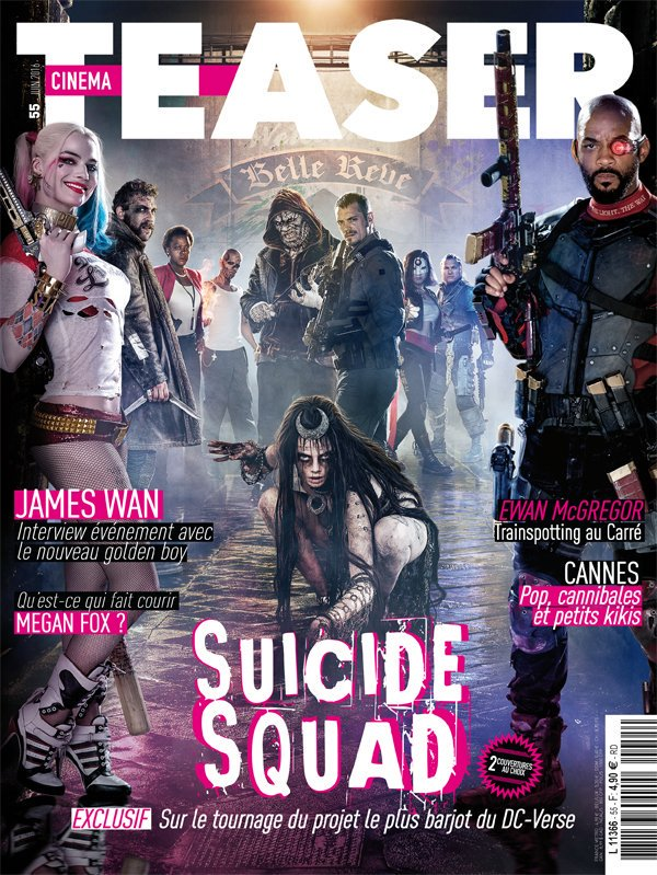 New Suicide Squad Posters Revealed 5