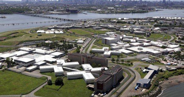 Rikers jail