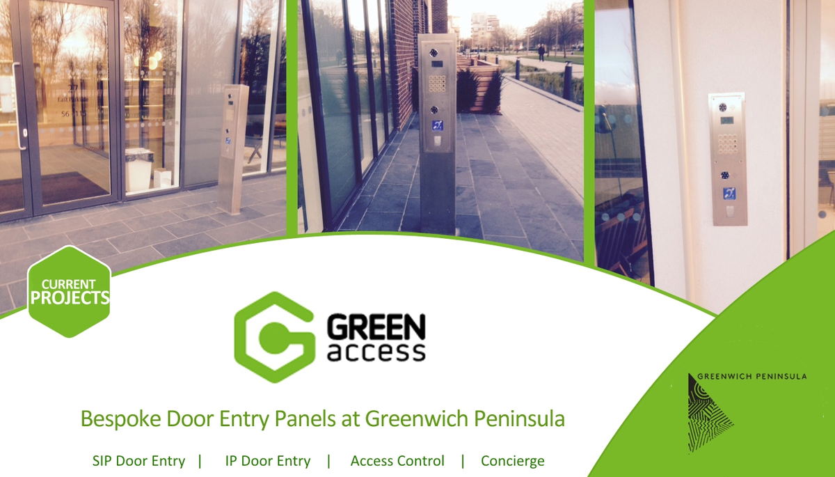 Green Access On Twitter Green Access Ip Sip Door Entry Systems