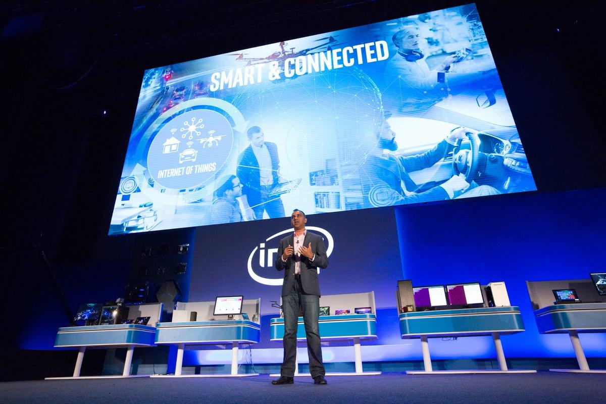 Estamos só no começo da revolução da Internet das Coisas. Entenda: https://t.co/2EX2obZFfx #Computex2016 #Intel #IoT