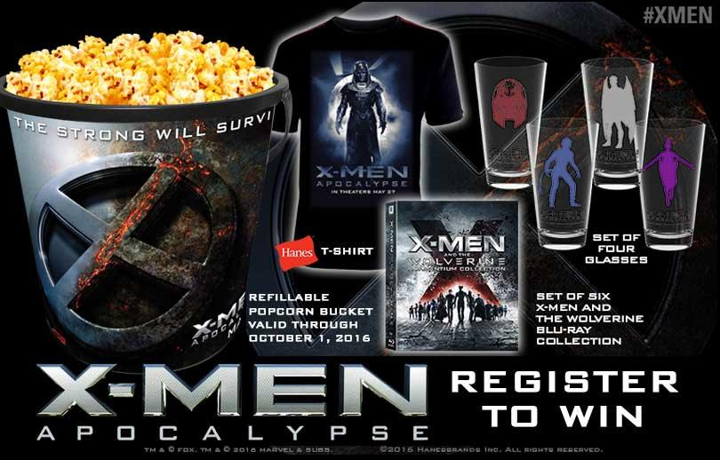 CONTEST ALERT! Retweet with your favorite #XMen movie for a chance to win! Rules: https://t.co/6g64cetHub https://t.co/MOjYcjNdF3