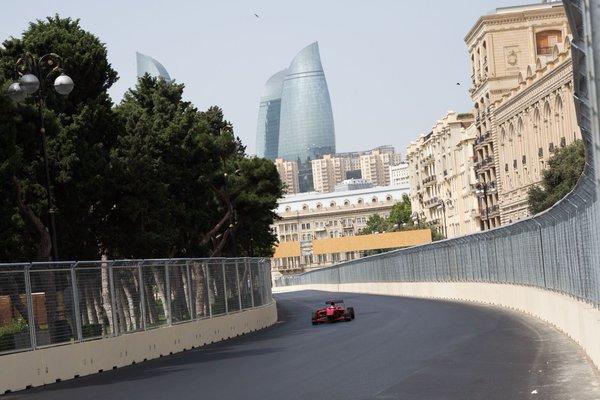Dove vedere GP d'Europa Baku F1 Streaming: Ferrari in Diretta TV