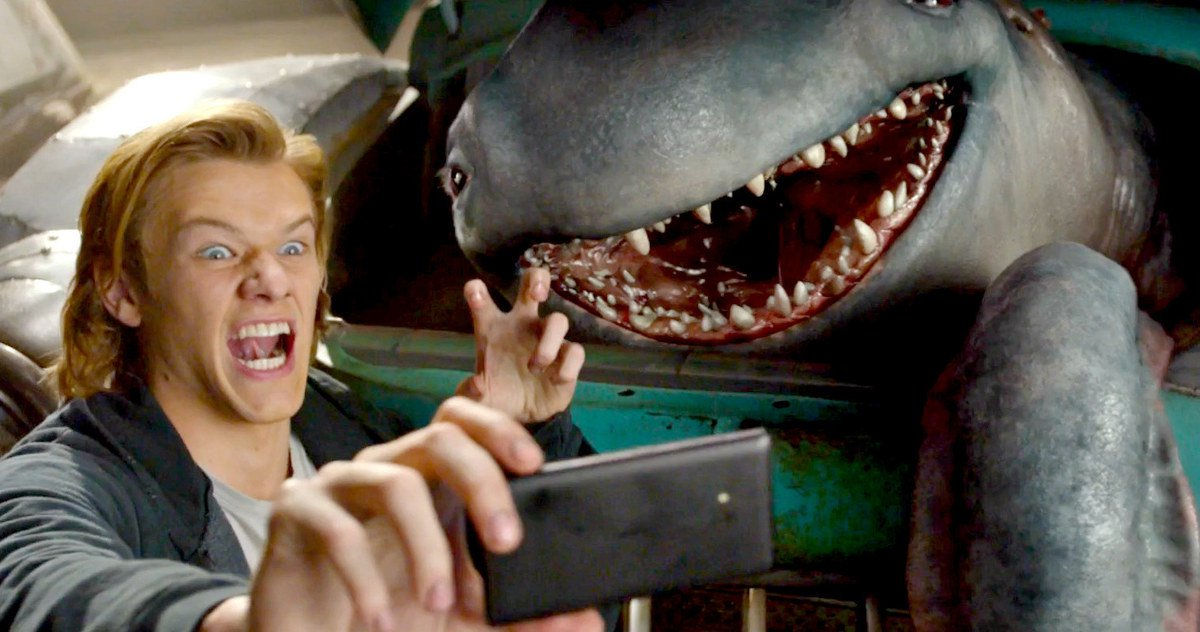 Monster Trucks Trailer Featuring Lucas Till & Jane Levy 1
