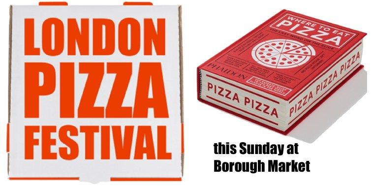 #win 1 of 2 pairs of #LondonPizzaFestival #VIP tickets. to enter RT & follow @WhereToEatPizza. https://t.co/SAzRxtuTm1