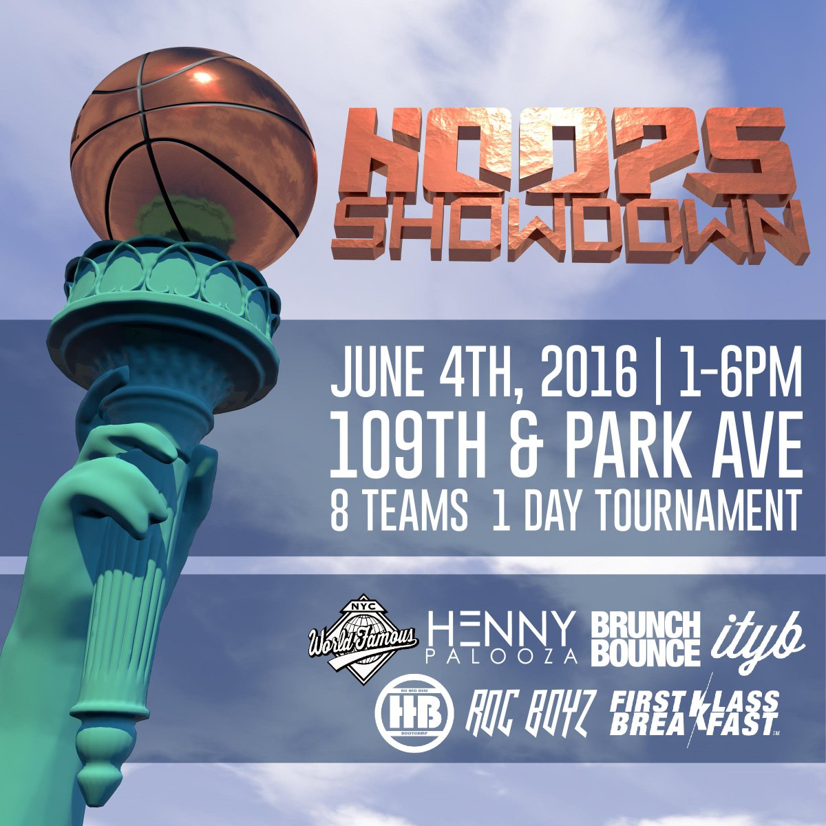 #HoopsShowdown Tournament are looking for FOOD TRUCKS! Event is on June 6th from 1-7PM in 109 St. And Park! https://t.co/VXWGUCBsor