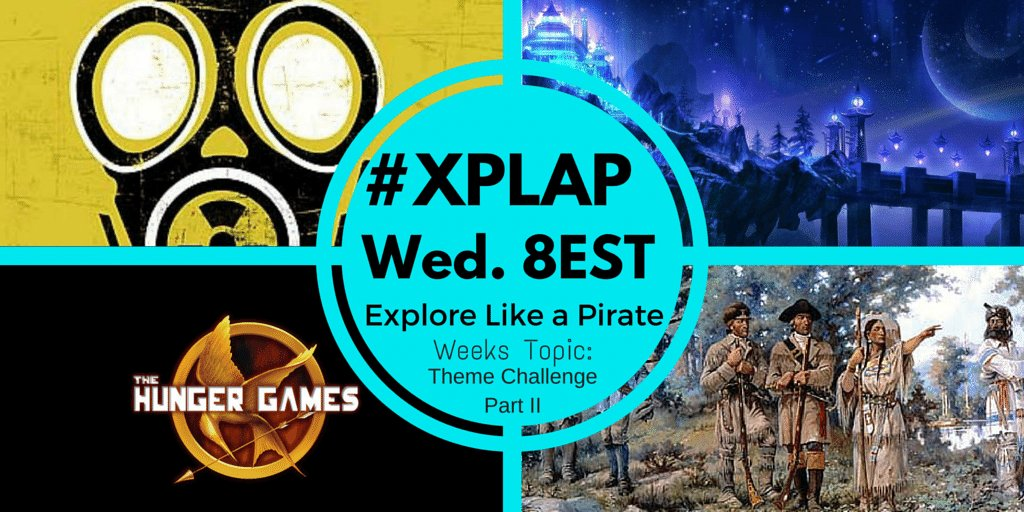Get ready!!!  #XPLAP chat is about to begin in 5 minutes!  All are welcome!  Join in and be inspired! https://t.co/6rYQAxY54j