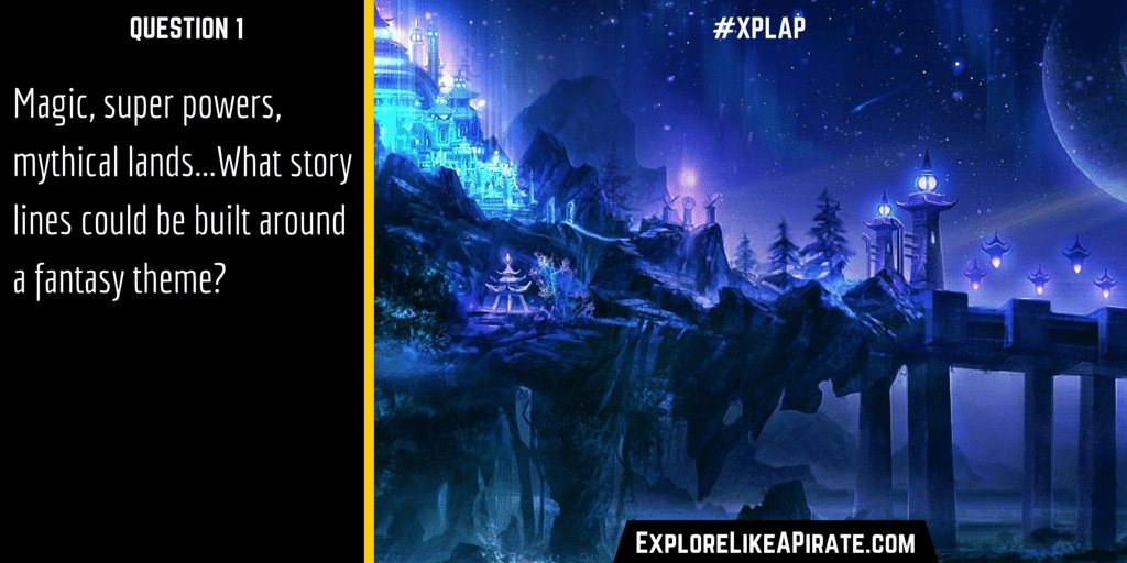Here's the first question of the night!  #XPLAP https://t.co/94KIJMfc0m