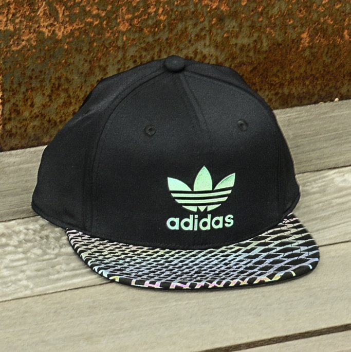 bd677d464a058 ... top quality xeno adidas originals trefoil cap yahoo xeno technology  makes its way to a hat