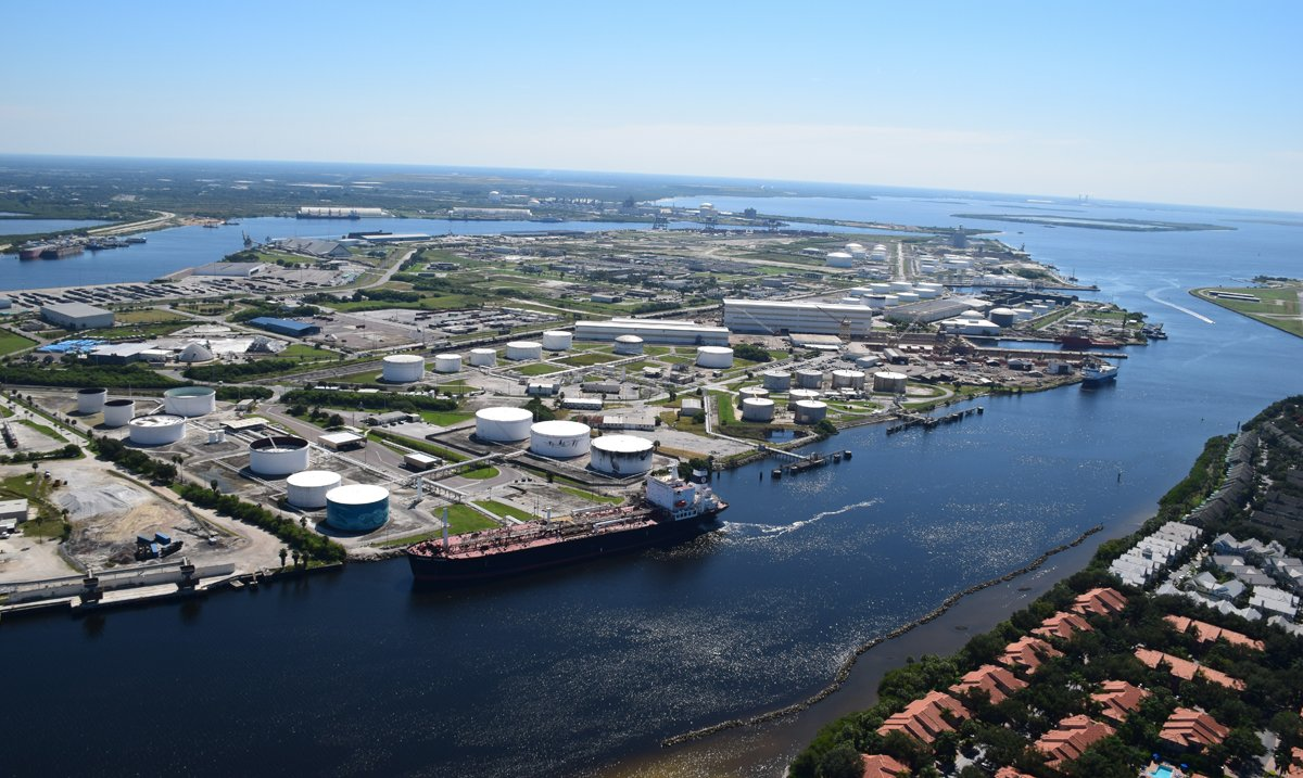 Editorial: Well-earned recognition for Port Tampa Bay
