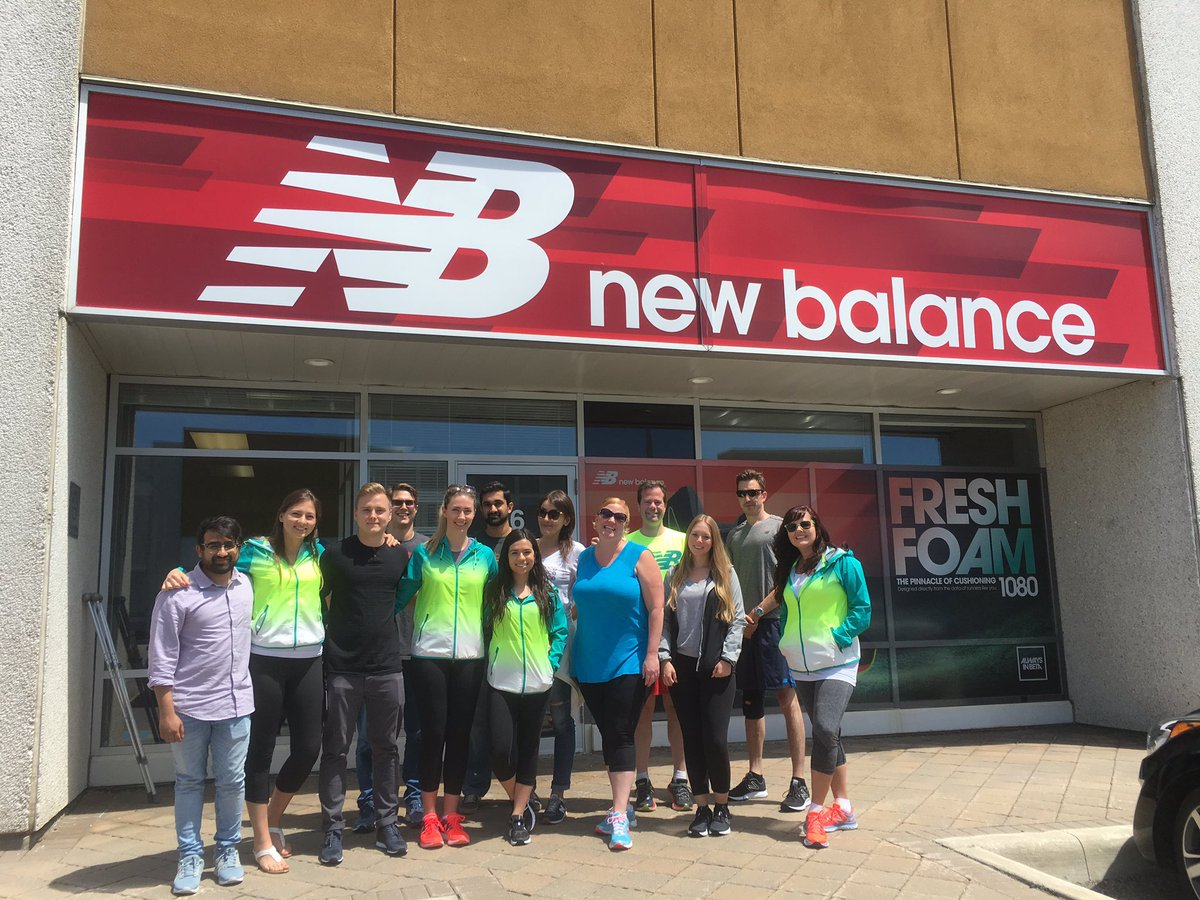 new balance canada head office