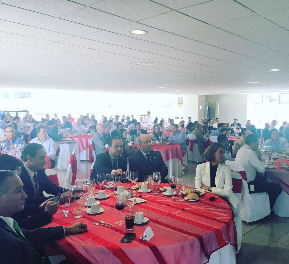 Estamos en la UP Guadalajara escuchando al Dr. Topa, Vicepresidente de @federalreserve en @imef_gdl @imefoficial https://t.co/XkvT5kSkpy