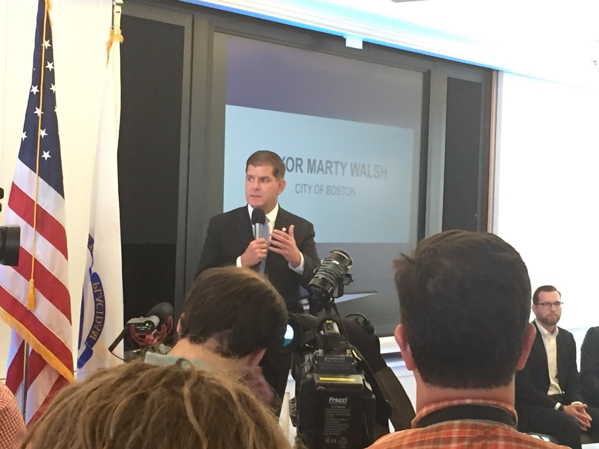 .@marty_walsh says opportunities for #digitalhealth in MA and @CityOfBoston are endless. We agree! @MassChallenge https://t.co/BDTGXXd4t7