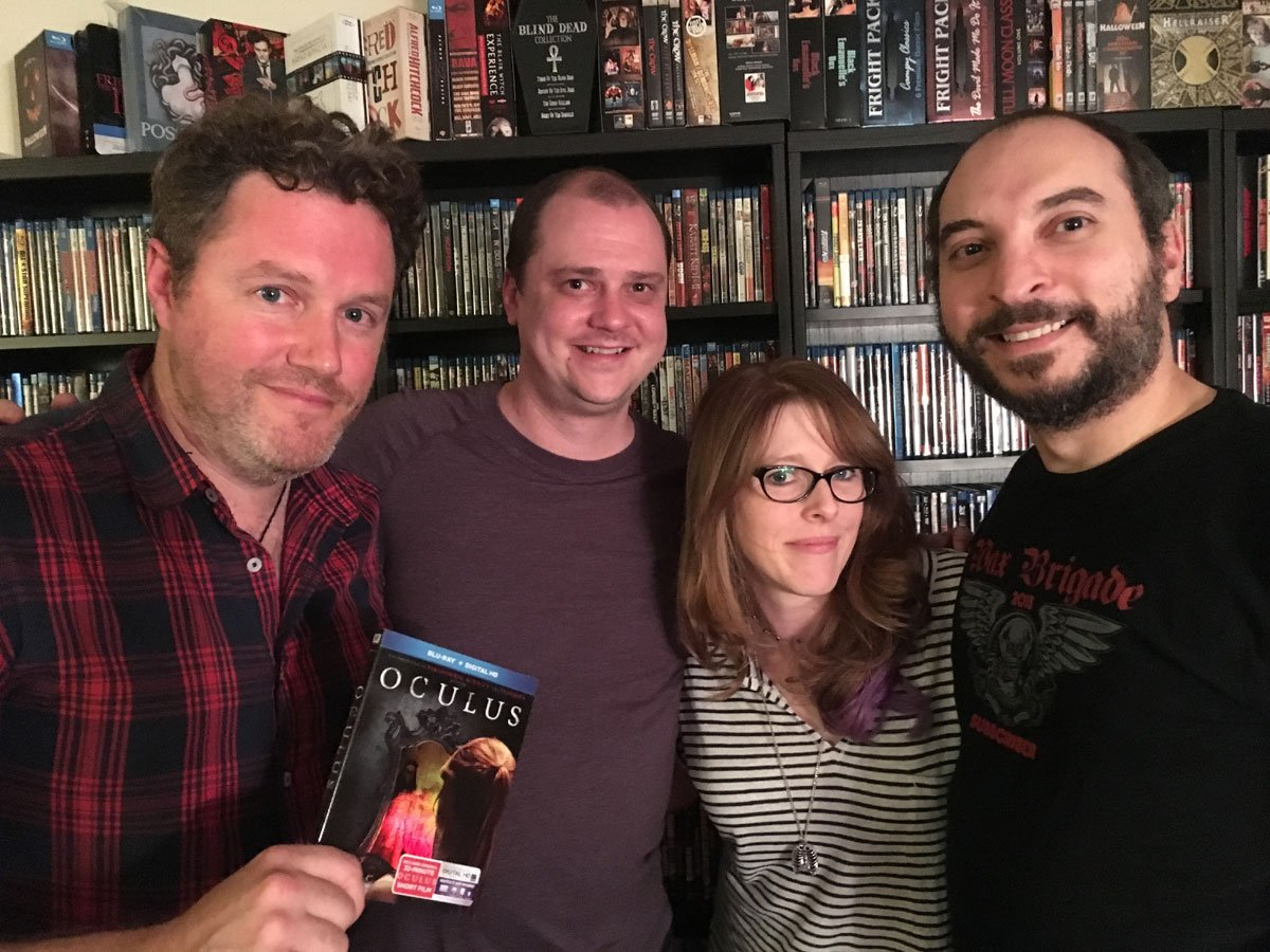 Talking Stephen King, OCULUS, HUSH & More With Mike Flanagan On SHOCK WAVES Episode 4! – Blumhouse