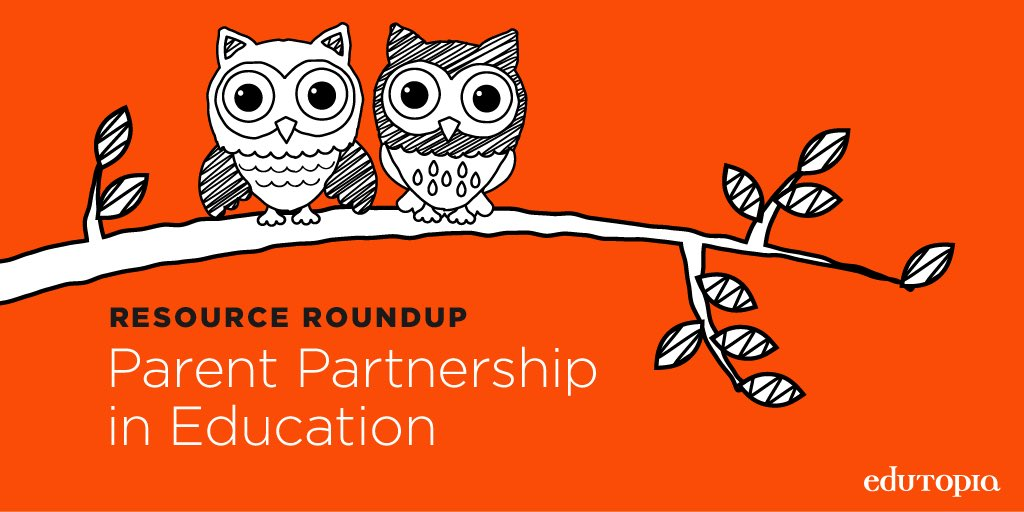 Resources on building partnerships with parents from @edutopia #ptchat https://t.co/zy3htL9vur https://t.co/qbLda8jBBM