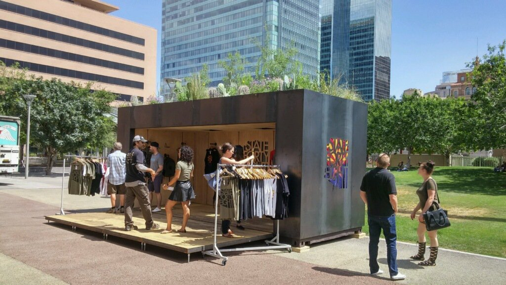 Get AZ apparel on Central Ave. Thurs- Sun @StateFortyEight's awesome mobile store made from a shipping container. https://t.co/M9rE9L1R7v