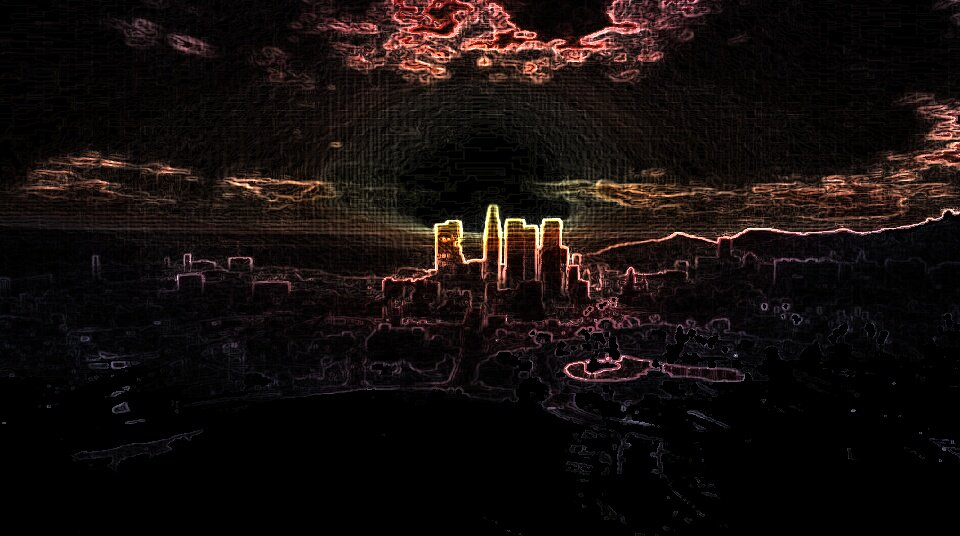 L.S. by neon #GTAV #GTA5 #GTAOnline #GTAPhotographers #papercamera https://t.co/fjlrw2sWis https://t.co/mCyWCY0xFD