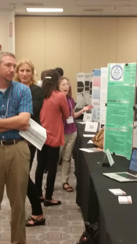 #drk12meeting focus on research about science teaching and learning. Great monds...great work! https://t.co/ABIFFBvlN0