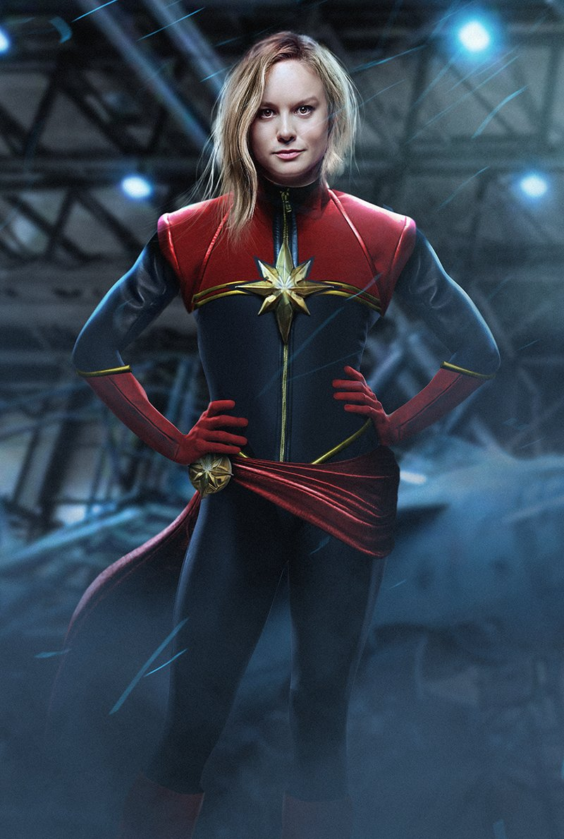 Brie Larson Is Frontrunner To Play Captain Marvel 3