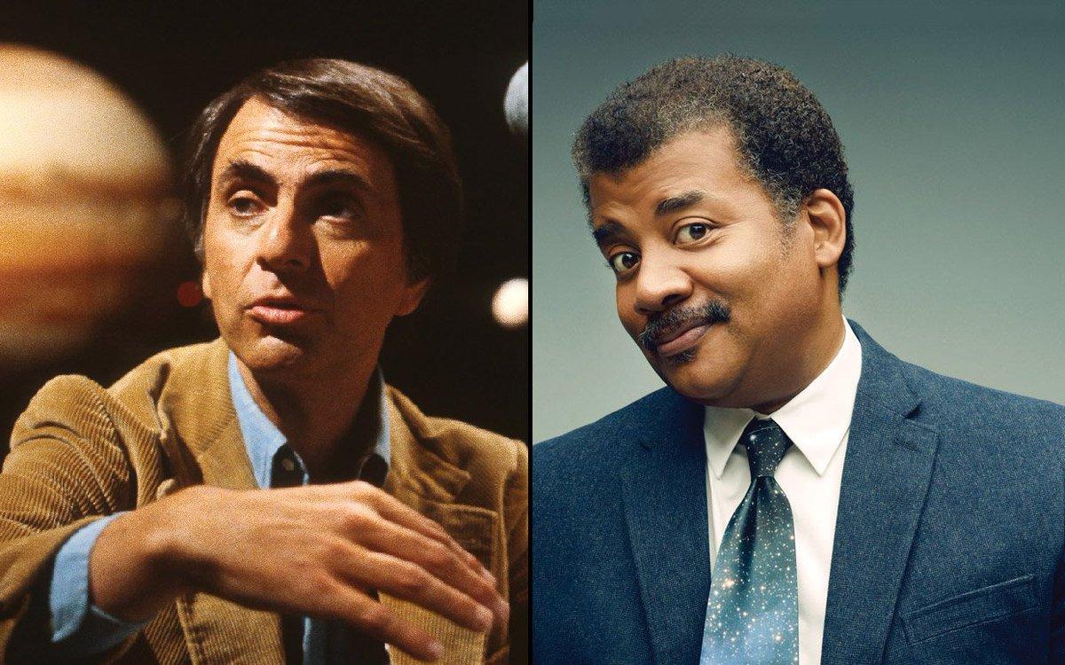 Carl Sagan Never Shared His Marijuana With Neil deGrasse Tyson