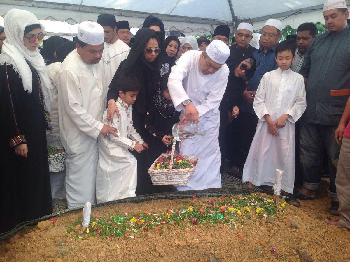 Arwah suami belum sempat cabut gigi, kata Nurul Zahid