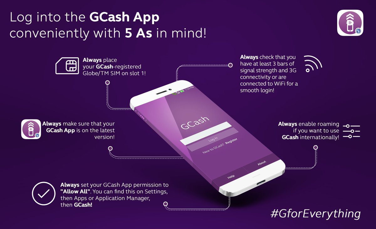 GCash on Twitter: