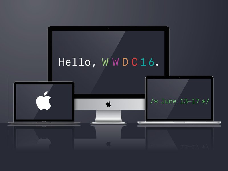 Thumbnail for Apple WWDC 2016 liveblog