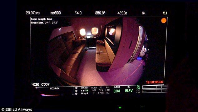 Nicole Kidman stars in Etihad Airways virtual reality film Reimagine