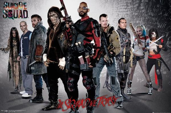 New Suicide Squad Posters Revealed 7