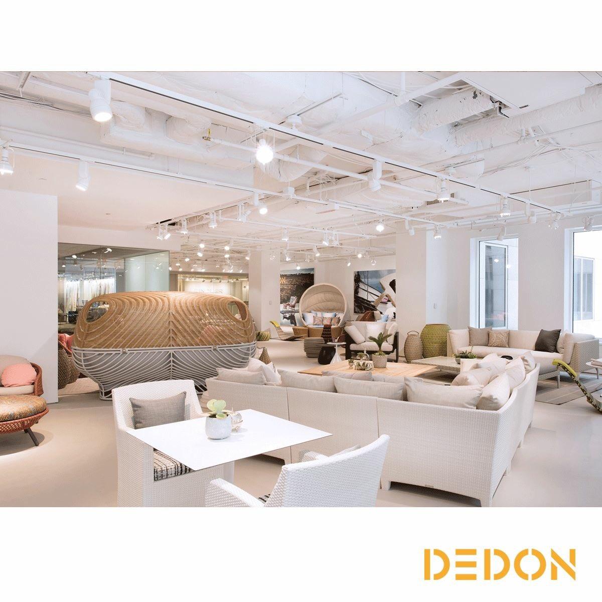 Dedon Lüneburg dedon on the doors of our newest showroom in washington