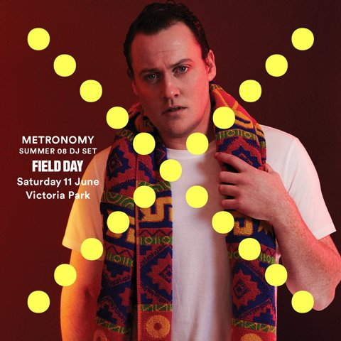 Like & RT for a chance to win 2 VIP weekend tickets for the Metronomy #Summer08 DJ set @fielddaylondon. #SummerJam https://t.co/dFPO9XORm2