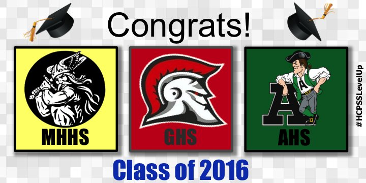 Thumbnail for HCPSS Commencements, June 2