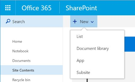 Yes, a list is again a list in SharePoint and not an App (or Add-in for that matter) https://t.co/DCzer57xSU